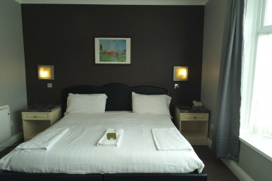 Executive Double room at Boston Manor Hotel